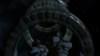 Teal'c a Jack jsou po svém neúspěšném zkušebním letu X-301 zachráněni
