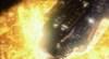 Antická loď opouští planetu díky supervulkánu