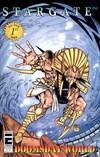 První komiks Stargate: Doomsday World