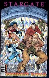 Třetí komiks Stargate: Doomsday World