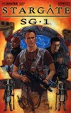 Komiks Stargate SG-1: 2003 Convention Special