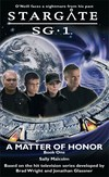 Kniha Stargate SG-1: A Matter of Honor