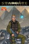 Druhý komiks Stargate: Daniel Jackson