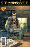 Čtvrtý komiks Stargate: Daniel Jackson