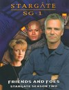Kniha Stargate SG-1: Friends and Foes: Stargate Season Two