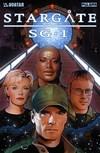 První komiks Stargate SG-1: P.O.W.
