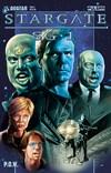 Třetí komiks Stargate SG-1: P.O.W.