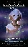 Kniha Stargate SG-1: Roswell