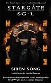 Kniha Stargate SG-1: Siren Song