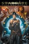 První komiks Stargate: Vala Mal Doran