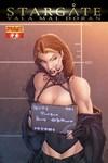 Druhý komiks Stargate: Vala Mal Doran