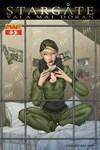 Třetí komiks Stargate: Vala Mal Doran