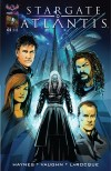 Komiks Stargate Atlantis: Back to Pegasus