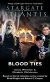 Kniha Stargate Atlantis: Blood Ties