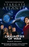 Kniha Stargate Atlantis: Casualties of War