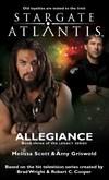 Kniha Stargate Atlantis: Legacy: Allegiance