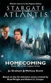 Kniha Stargate Atlantis: Legacy: Homecoming
