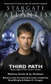 Kniha Stargate Atlantis: Legacy: The Third Path
