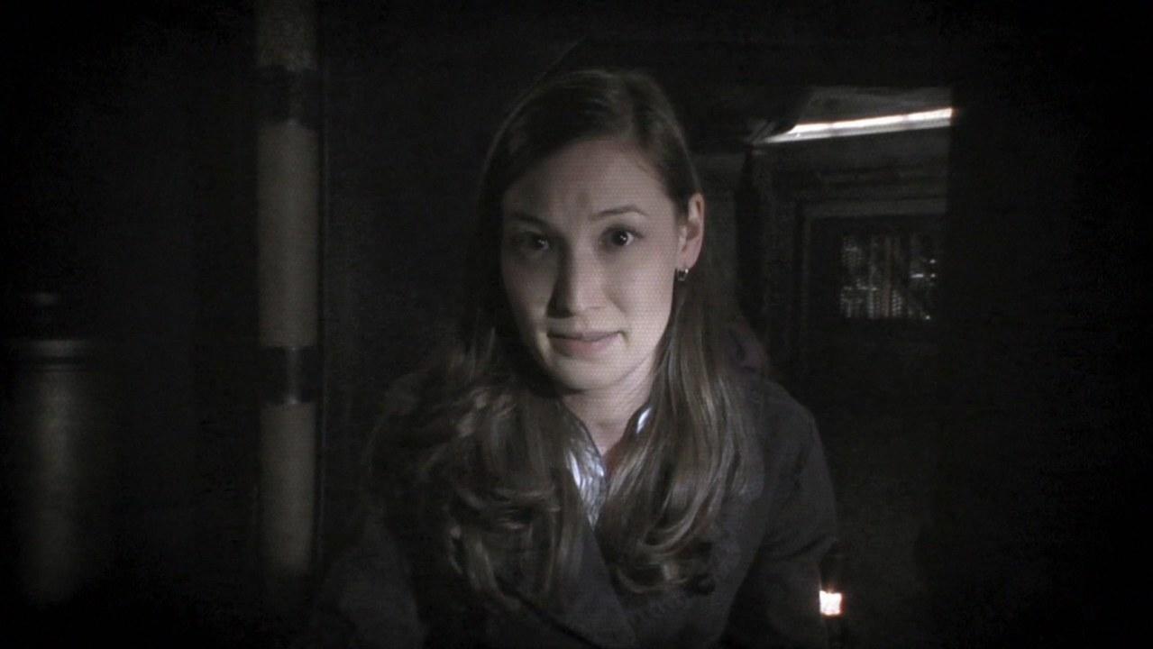 Jennifer Spence jako Lisa Park