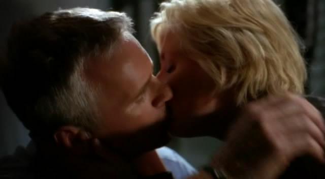 Sam si představuje, že líbá Jacka