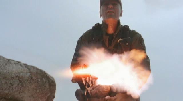 O'Neill zasažen tyčovou zbraní