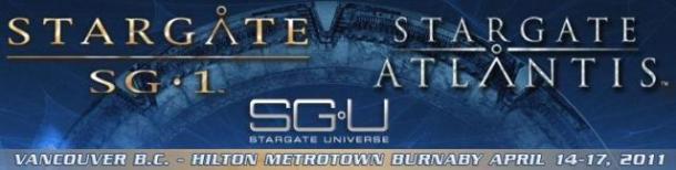 Stargate Vancouver Con 2011