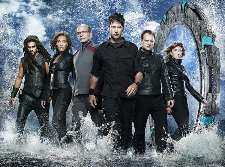 Promo na Stargate Atlantis 5. série s Dr. Kellerovou