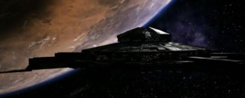 Anubisova mateřská loď