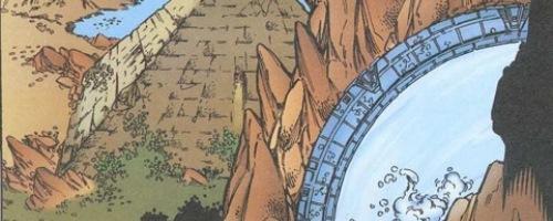 Hvězdné brány, DHD a adresy planet