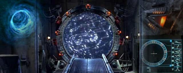 Základní technologie hvězdné brány