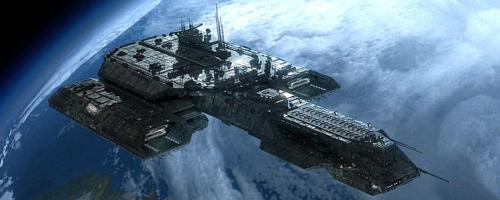 Vesmírné lodě a plavidla