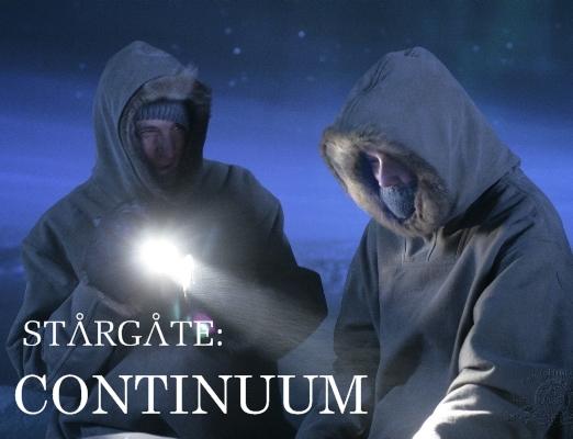 Film Stargate: Continuum 2008