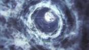 Vzhled červí díry v misi Destiny