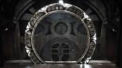 Interiéry na Destiny obsahovaly různé formy dekorace připomínající chevron