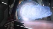 Nestabilní vír brány v galaxii Pegas