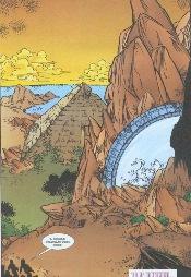 Brána beta nalezená v alternativním vesmíru na ostrově Doom