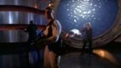 Brány byla transportována na Biliskner, aby mohl tým SG-1 uniknout