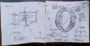 První koncept hvězdné brány od Ameliuse