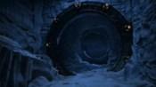 Brána beta byla nalezena v Antarktidě po tom, co jí přicestovali O'Neill a Carterová