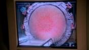 Záření z naquadahem obohacené hlavice silně zahřívalo iris