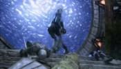 Únik SG-1 z planetárního okruhu Morgany