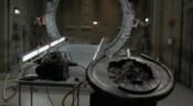 Při nouzové rematerializaci může dojít ke zničení DHD