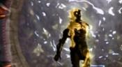 Anubis měl na Tartaru také štít na bráně, aby nikdo neměl přístup na jeho základnu mimo supervojáků