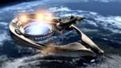 Nové zbraně Odyssey v akci