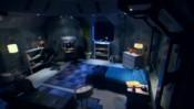 Pokoje posádky na lodi 304