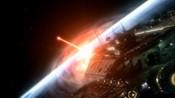 Na Apollo útočí asuřanský energetický paprsek