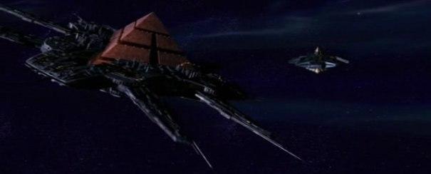 Apophisova loď