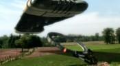 Žací stroj bude posílat úrodu bránou domů