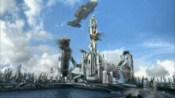 Asuřanská kopie Atlantis těsně před zničením