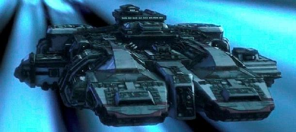 Generační loď Cestovatelů